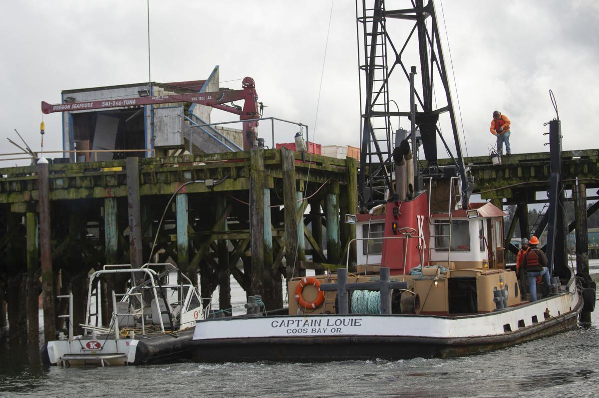 Charleston Ice Dock