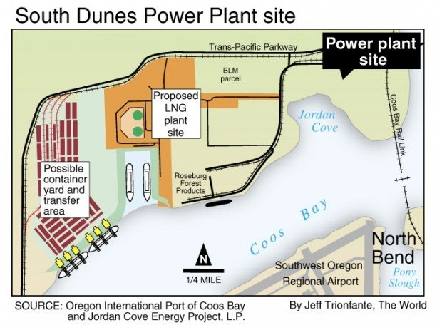 Proposed LNG energy plant draws high-voltage censure