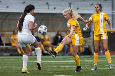North Bend Girls Soccer Vs. Marshfield