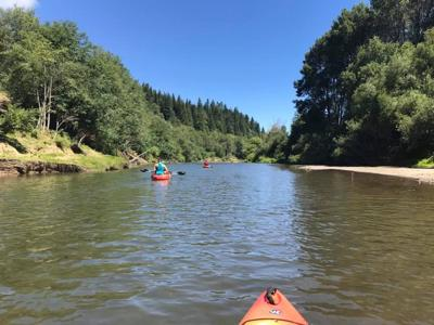 Coquille River Water Trail