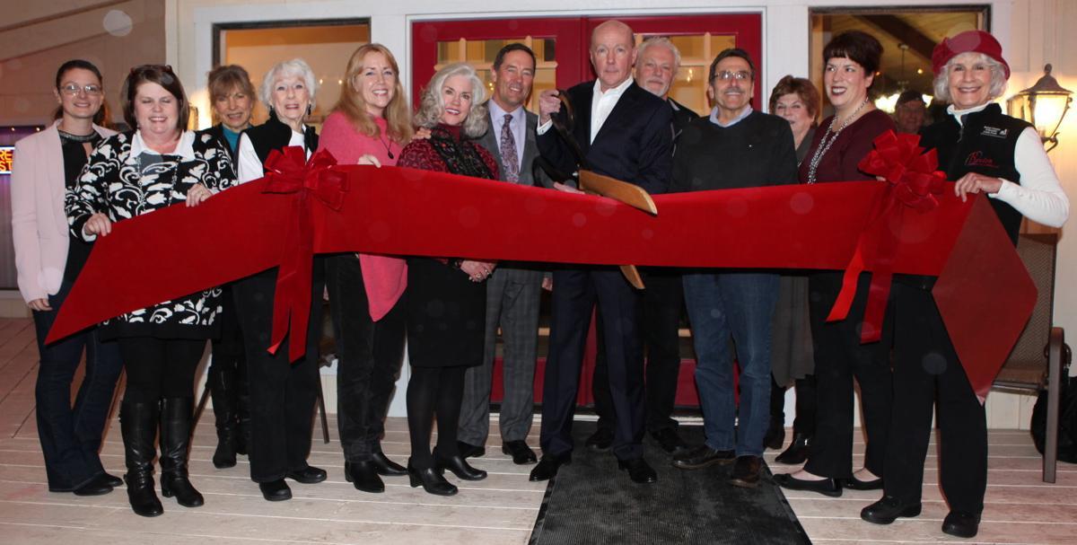 Coastal Sotheby's International Realty grand opening