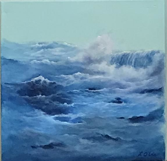 'Pacific View' by Lois Olds