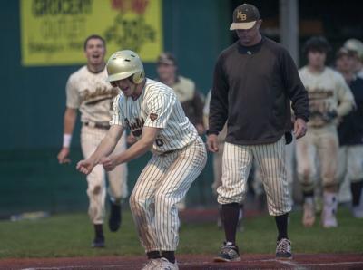 North Bend Baseball Vs. Ashland (copy)