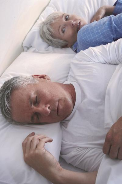 Rest easier after learning about sleep apnea
