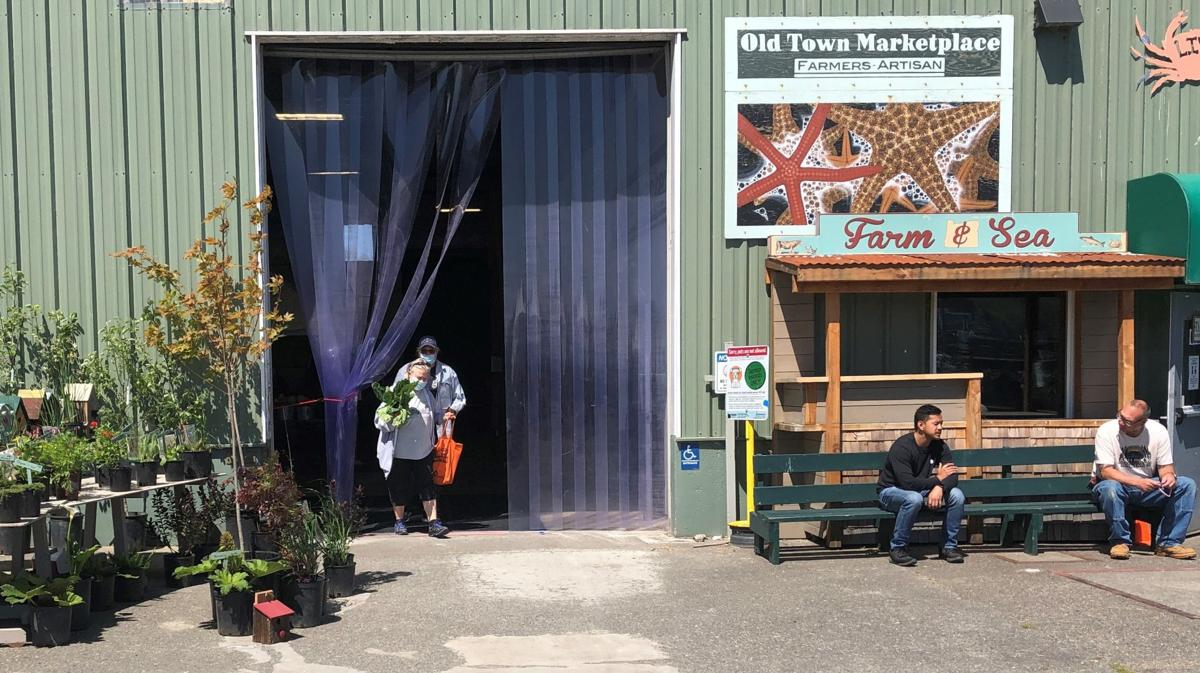 Bandon Farmers and Artisans Market reopens