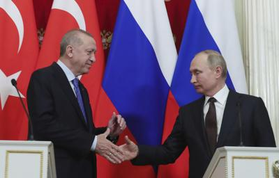 Russia Turkey Syria