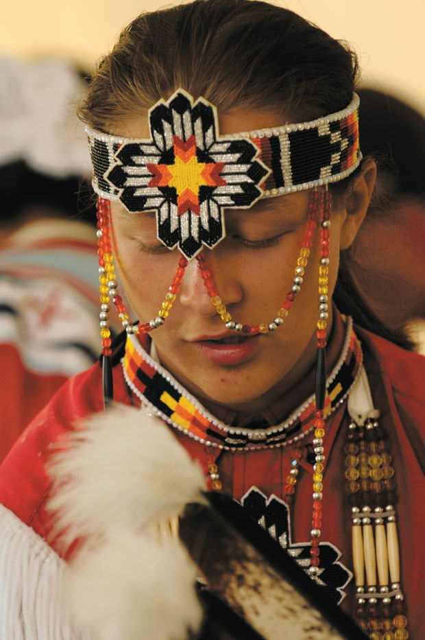 Coquille Indian Tribe Holds Annual Pow Wow