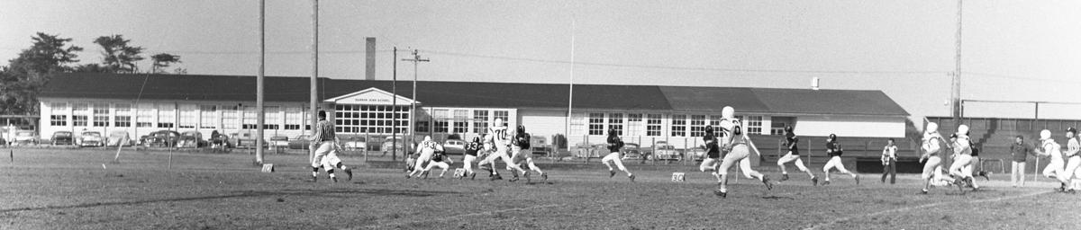 Cranberry Bowl football game, 1958