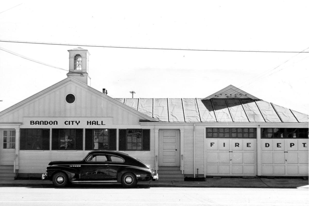 Former City Hall, circa 1940s