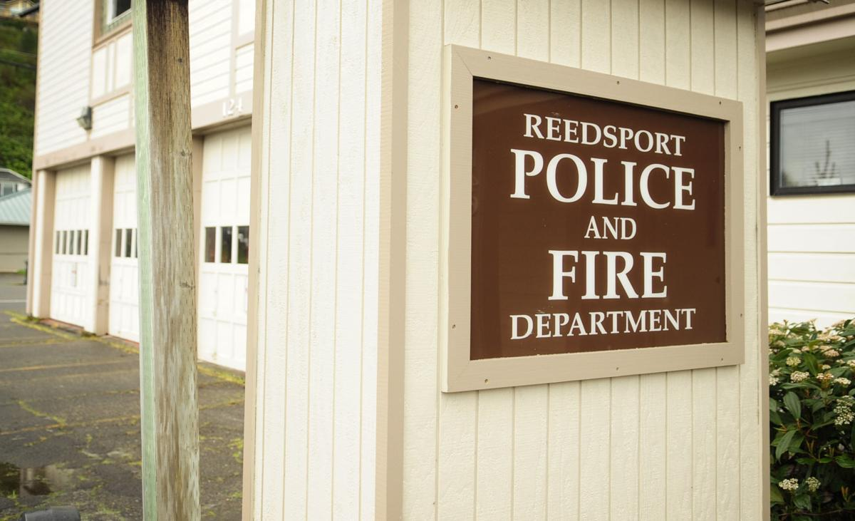 Reedsport Police and Fire
