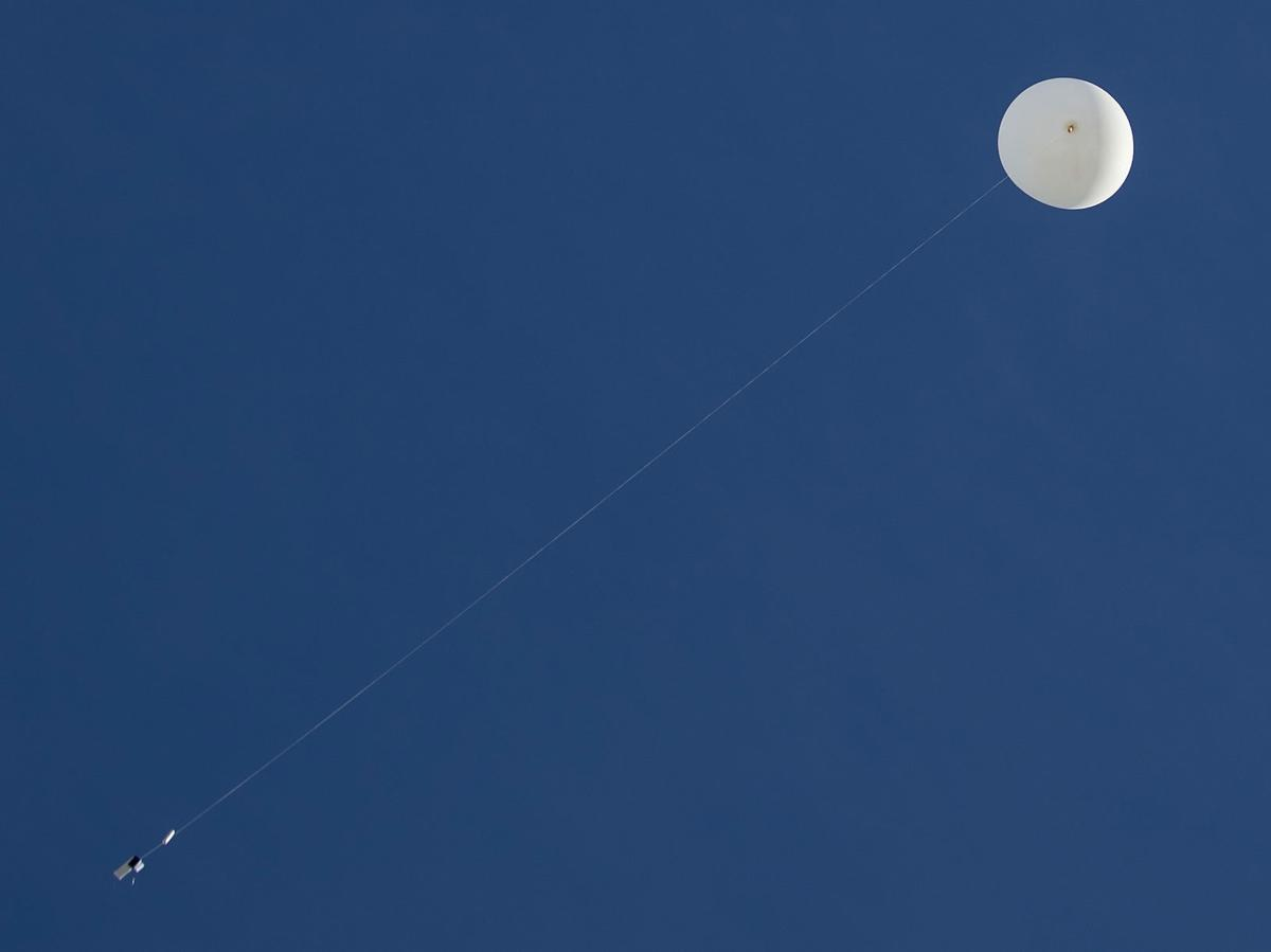 SPEAR Weather Balloon Launch