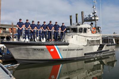 U.S. Coast Guard - Coquille River Patrol