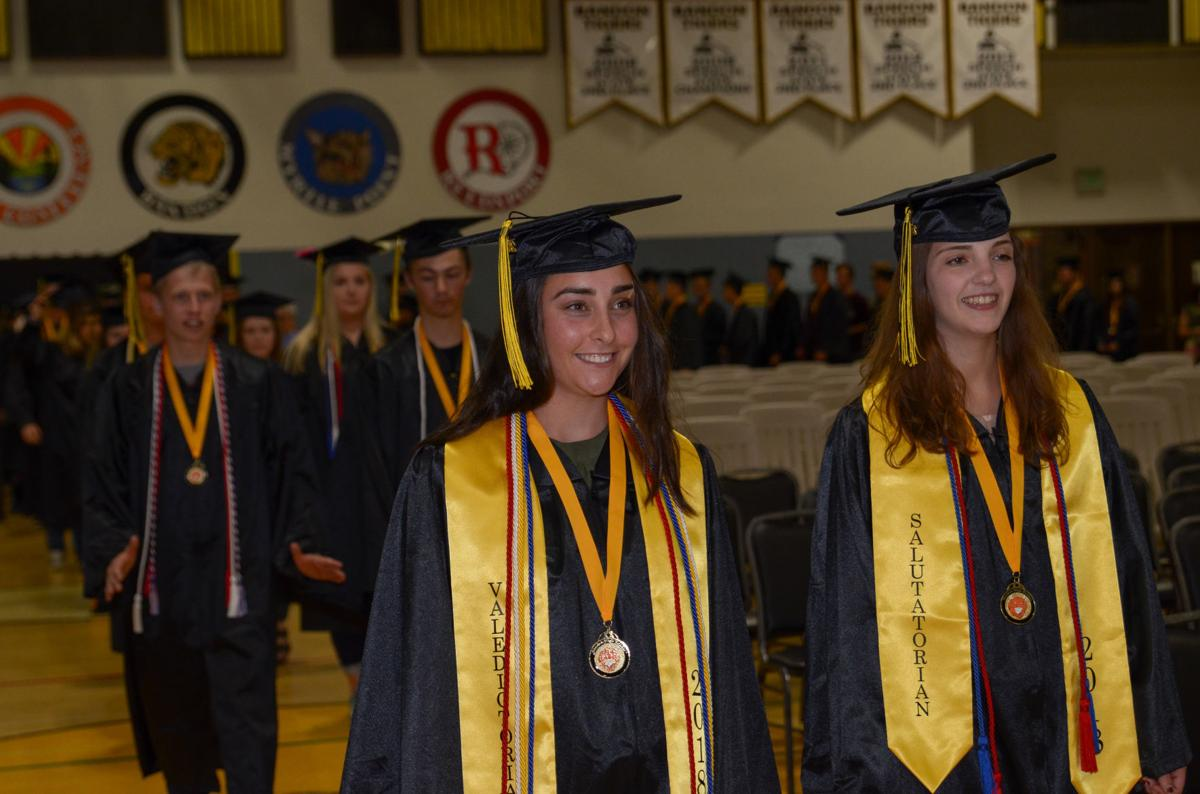 Class of 2018 processional