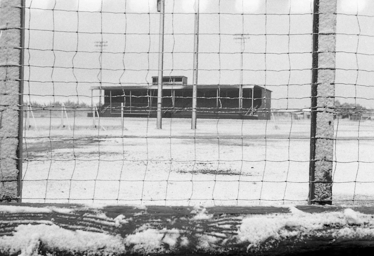 BHS football stadium 1963