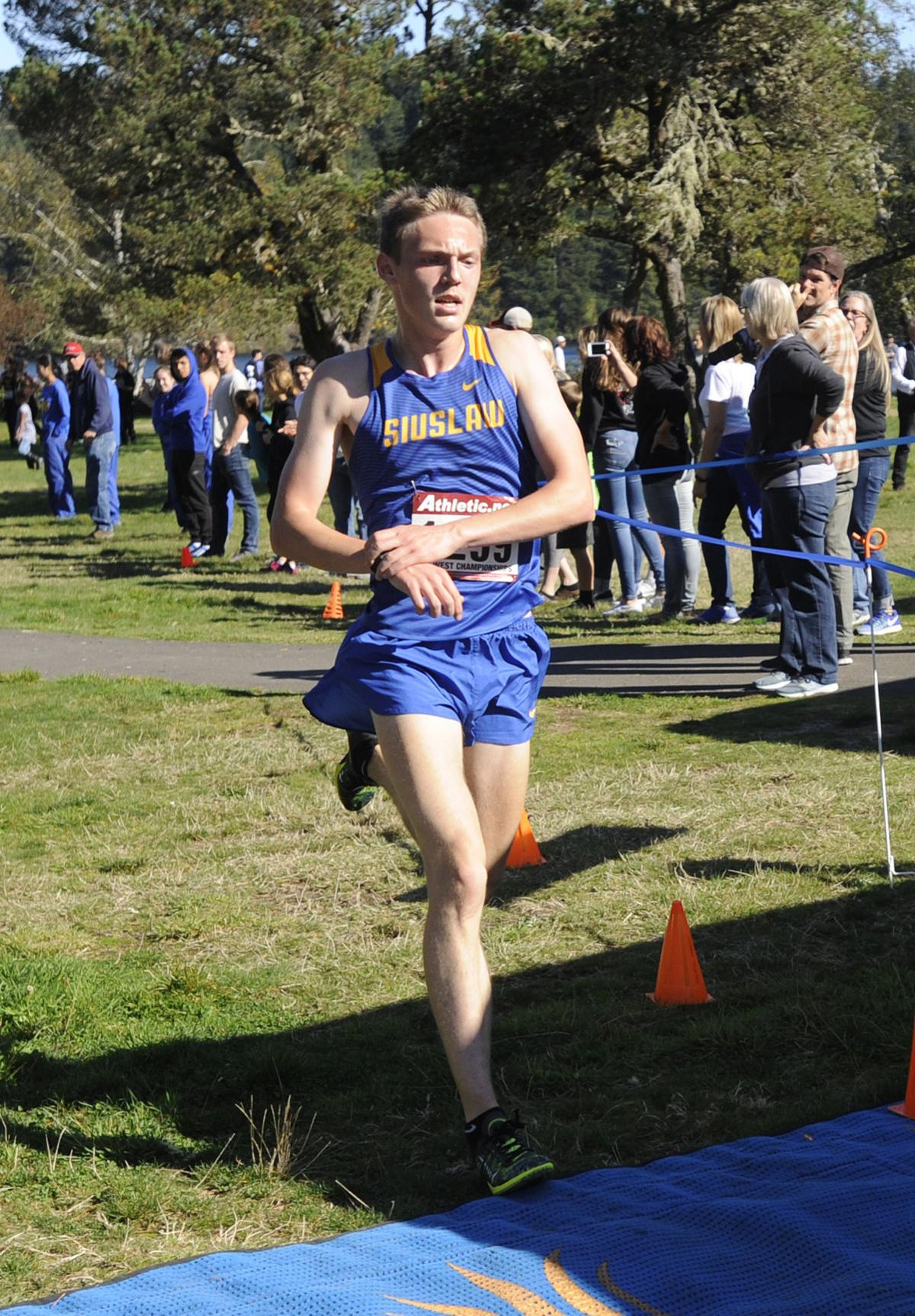 Far West Boys Cross Country Championships