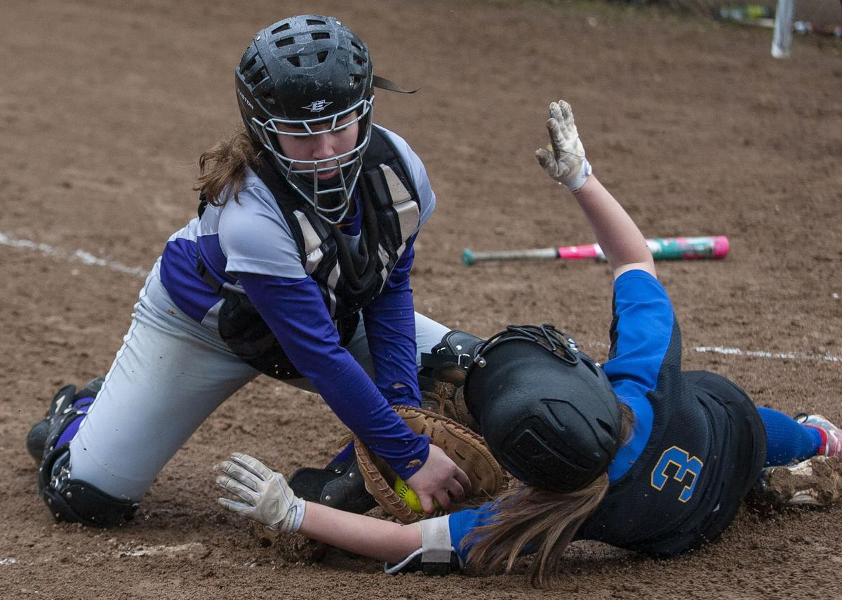 Marshfield Softball Vs. Cottage Grove