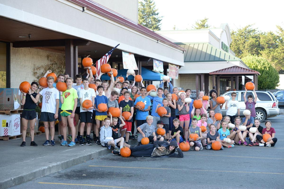 Annual pumpkin run