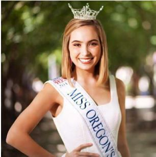 Miss Oregon's Outstanding Teen, Emma Ellis