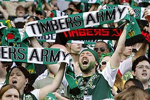 Timbers aim for first win over rival Sounders