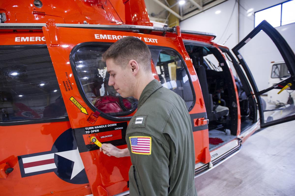 Coast Guard Pilot