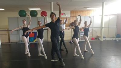 Pacific School of Dance