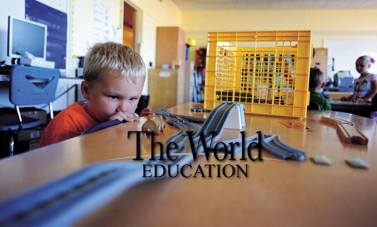 The World Education STOCK