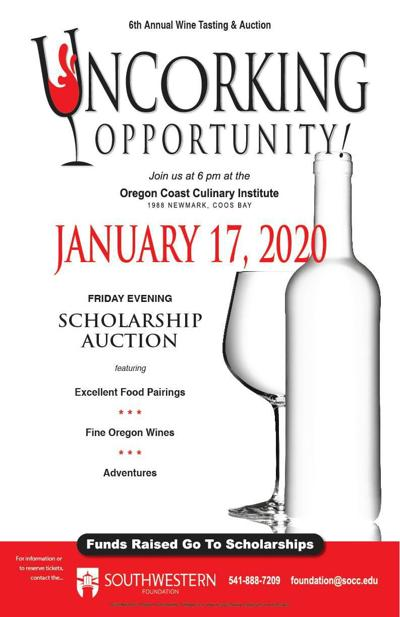 SWOCC Foundation 'Uncorking Opportunity!'