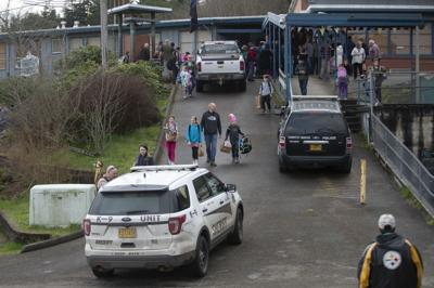 Lighthouse School Lockdown