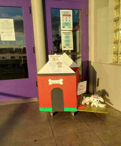 Doghouse fundraiser