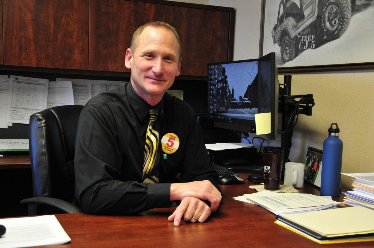 Brad Bixler's 30-year career in education
