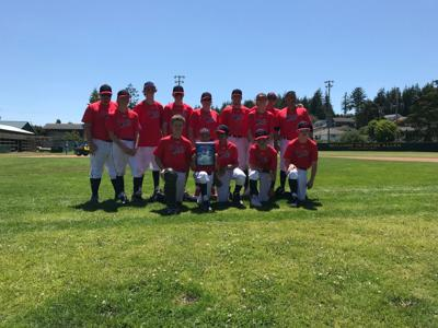 Klamath Falls edges South Coast Rebels for state Babe Ruth