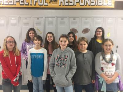 HLMS students recognized