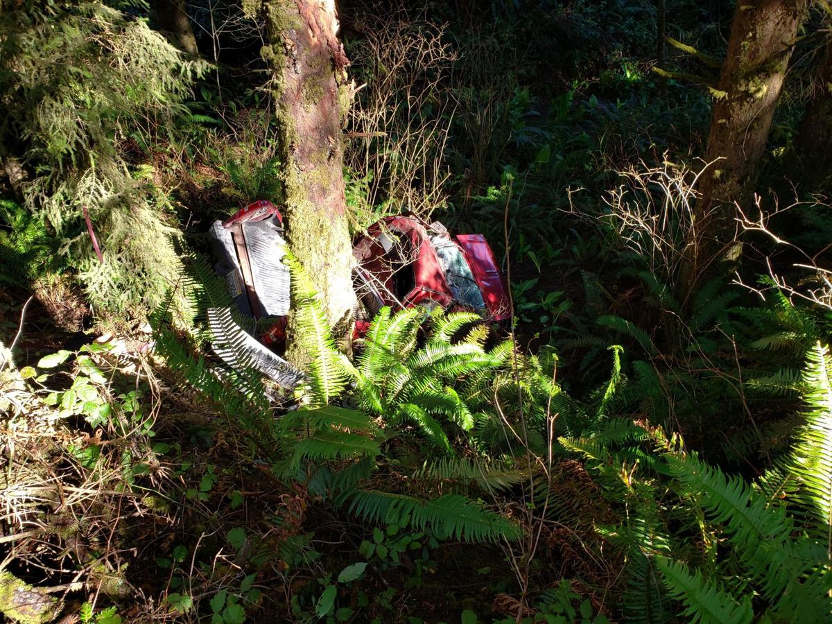 Fatal accident north of Gold Beach