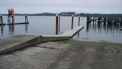 Empire Boat Ramp