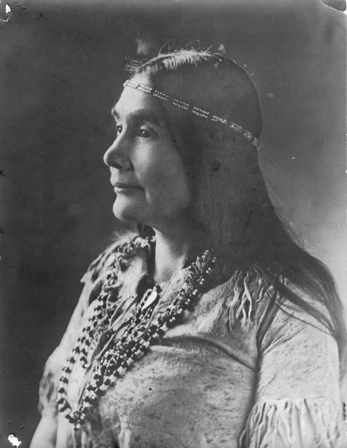 Annie Miner Peterson