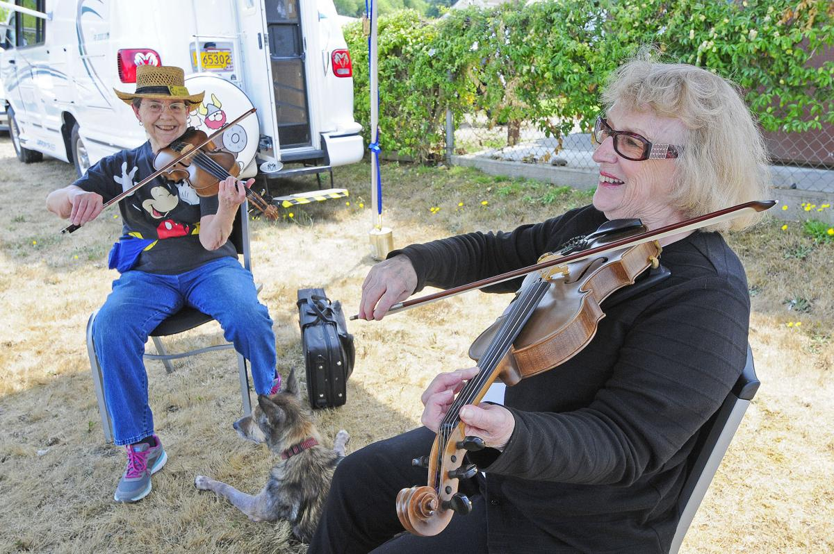 Old Time Fiddlers Campout (copy)