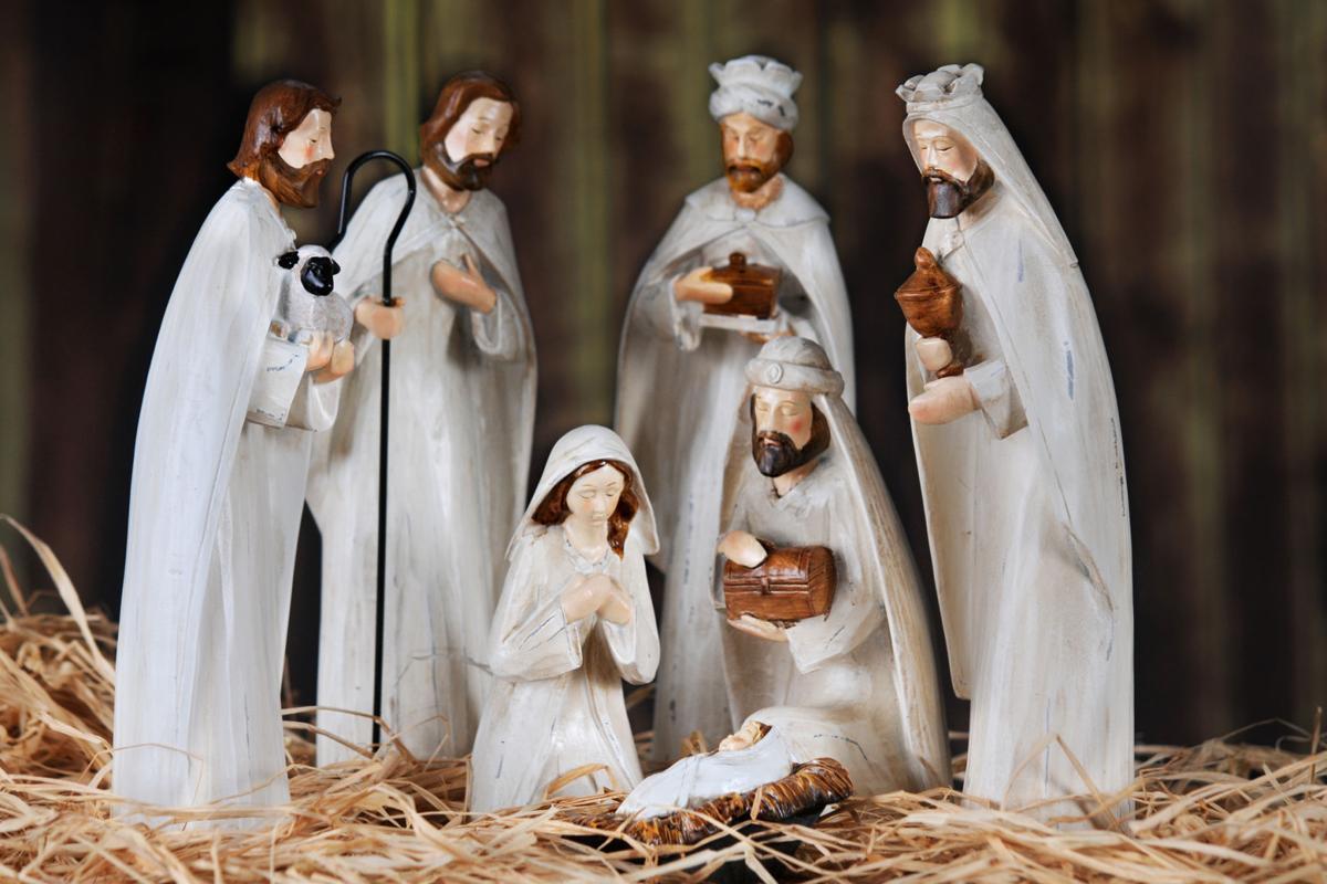 515775321 Nativity scene