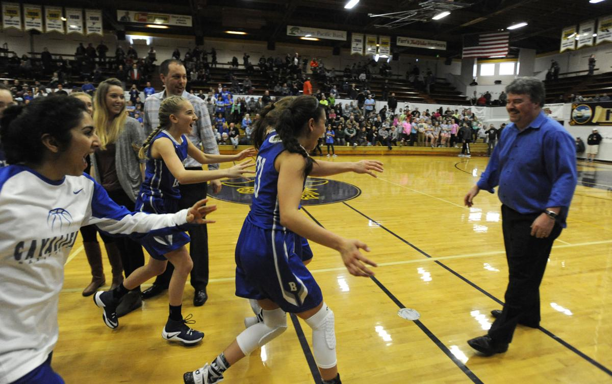 Blanchet Catholic defeats Salam Academy to head to championship