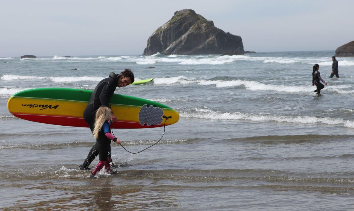 Surf Camp at Coquille Point - Daniel DeSurra