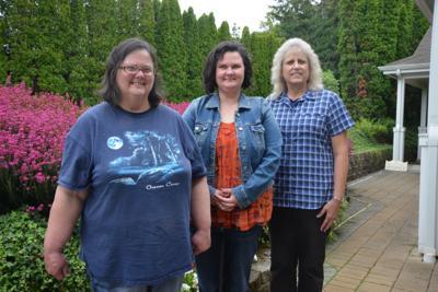Women Veterans of the Oregon Coast