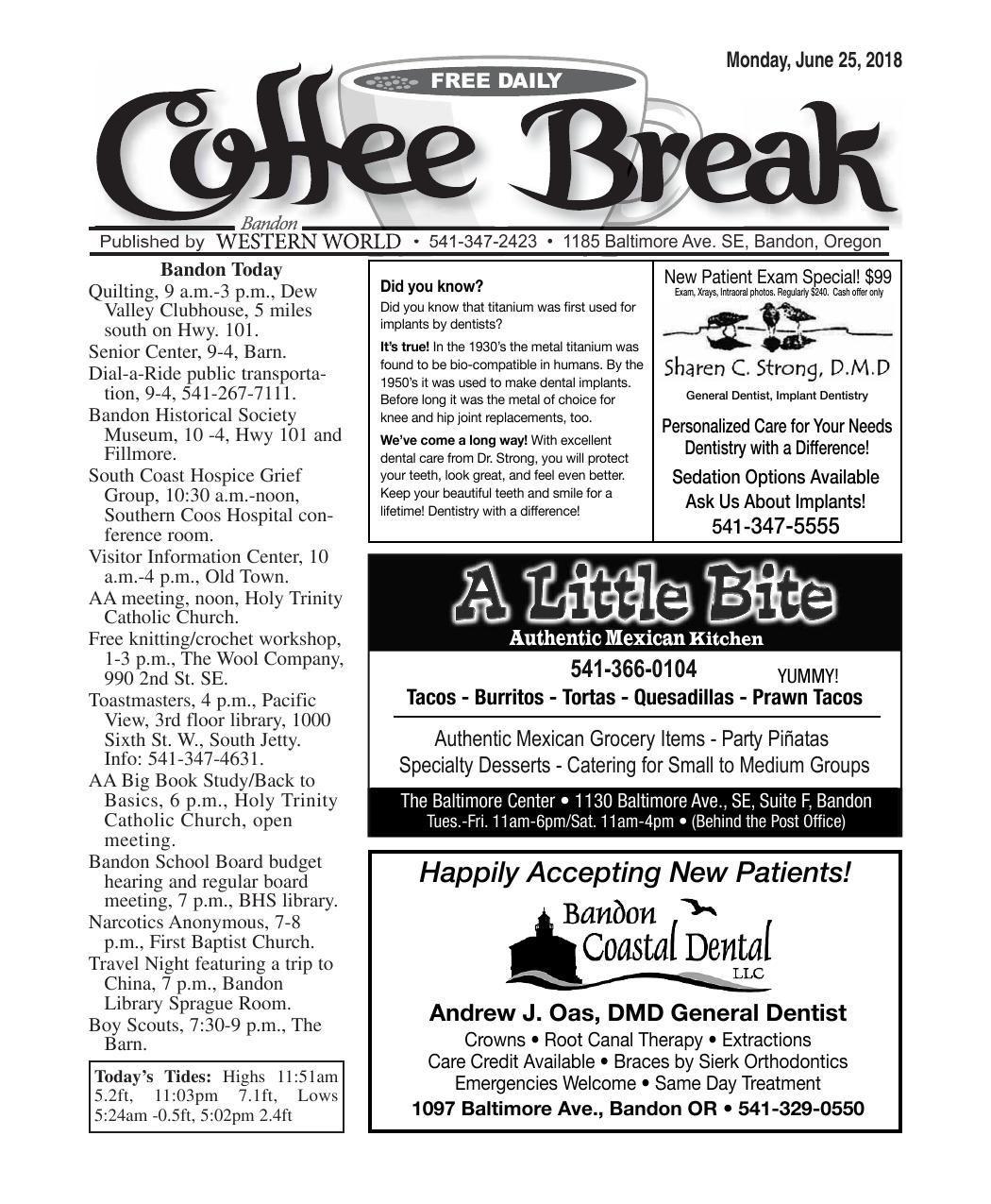 June 25, 2018 Coffee Break.pdf