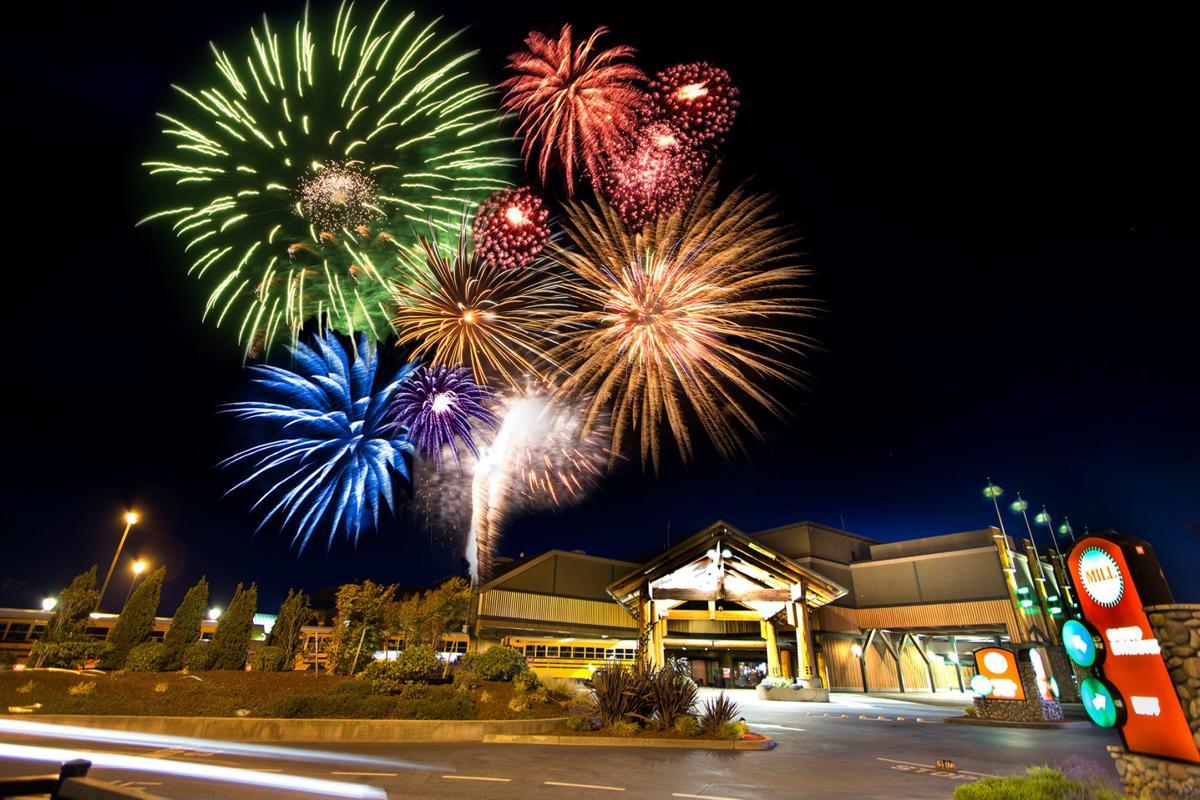 Tribe Fireworks