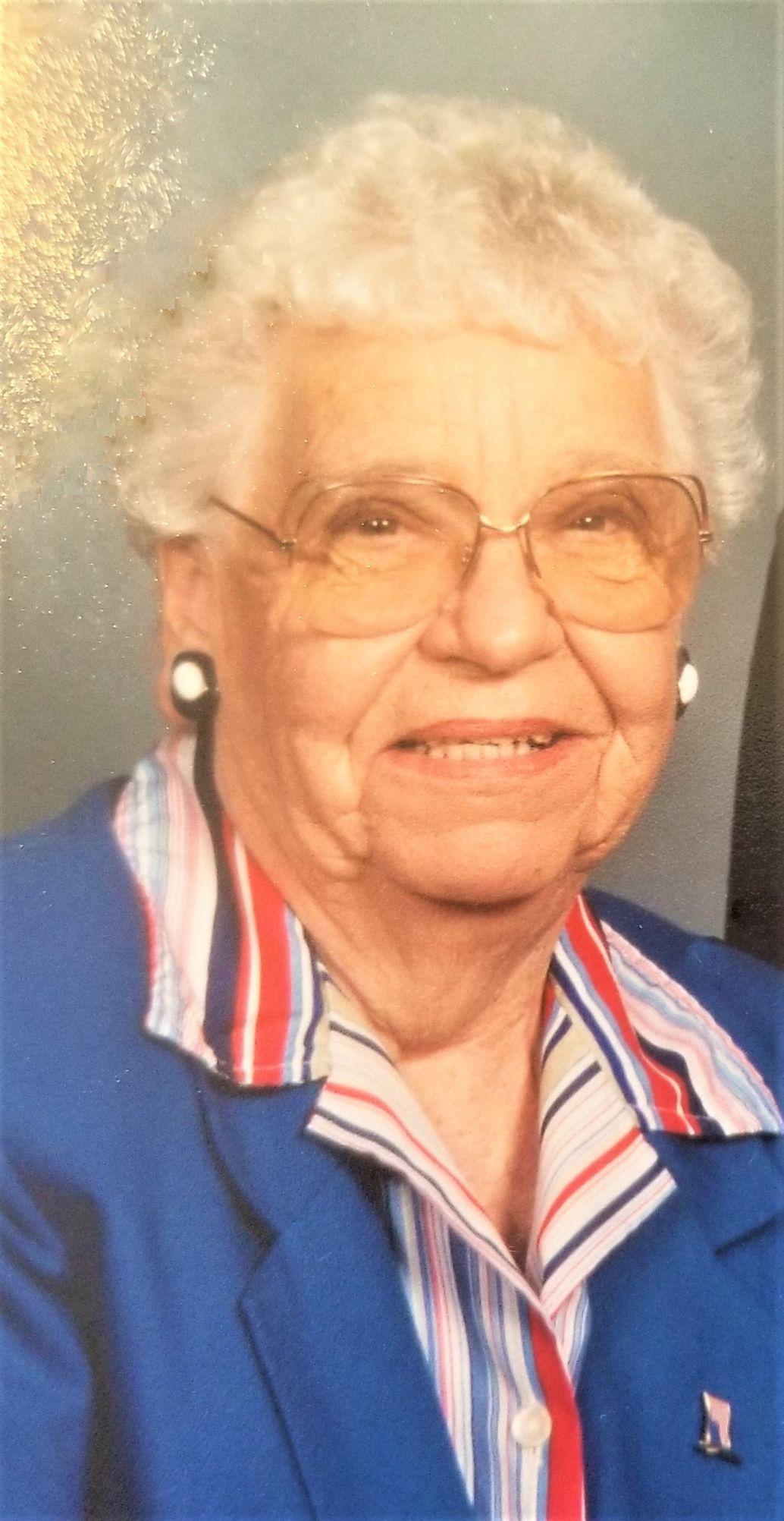 Elizabeth Floye Mickelson