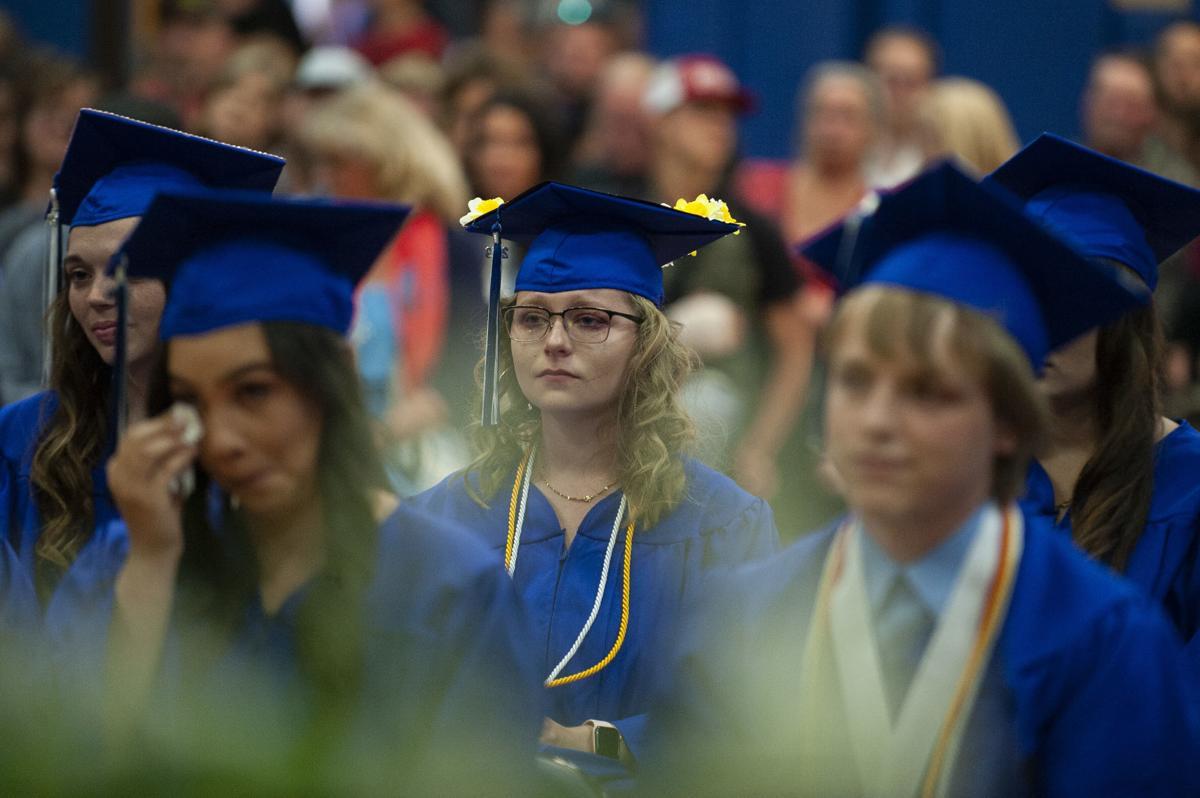 Myrtle Point High School Graduation