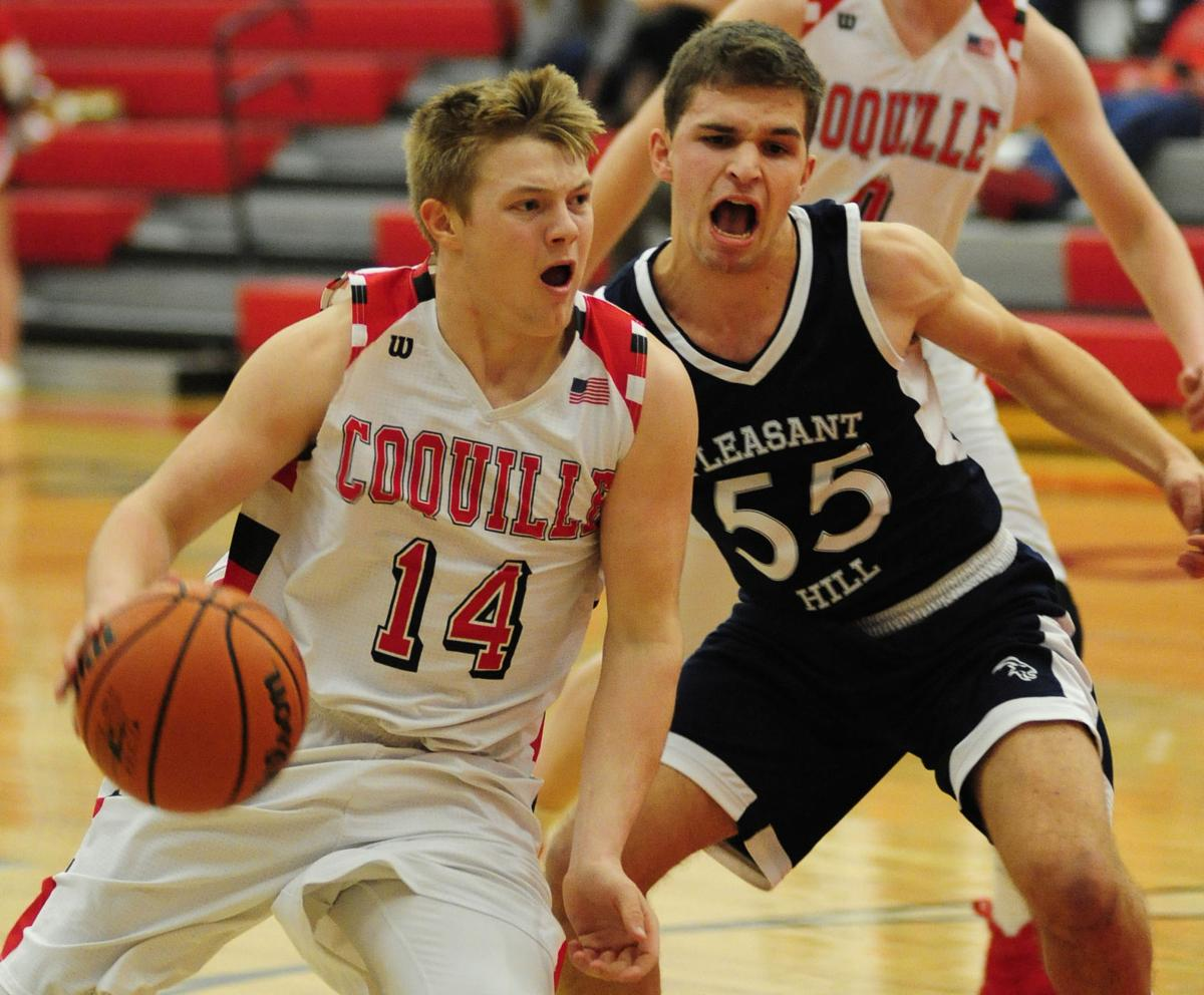 Coquille defeats Pleasant Hill, 49-42