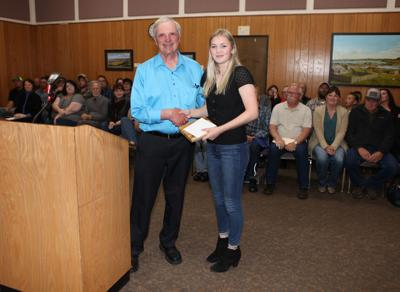Volunteer of the Month Ashley Strain