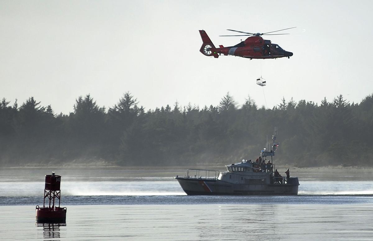 Coast Guard Exercise