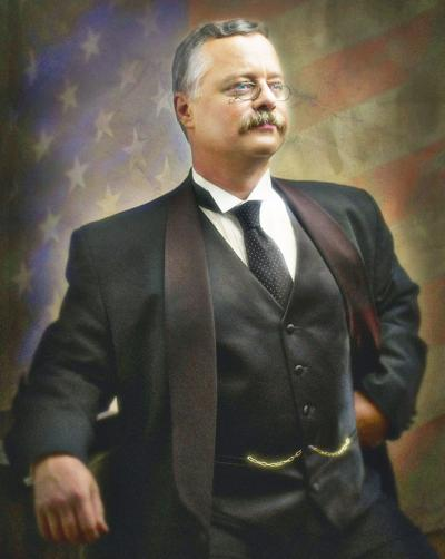 Wiegand - Teddy Roosevelt