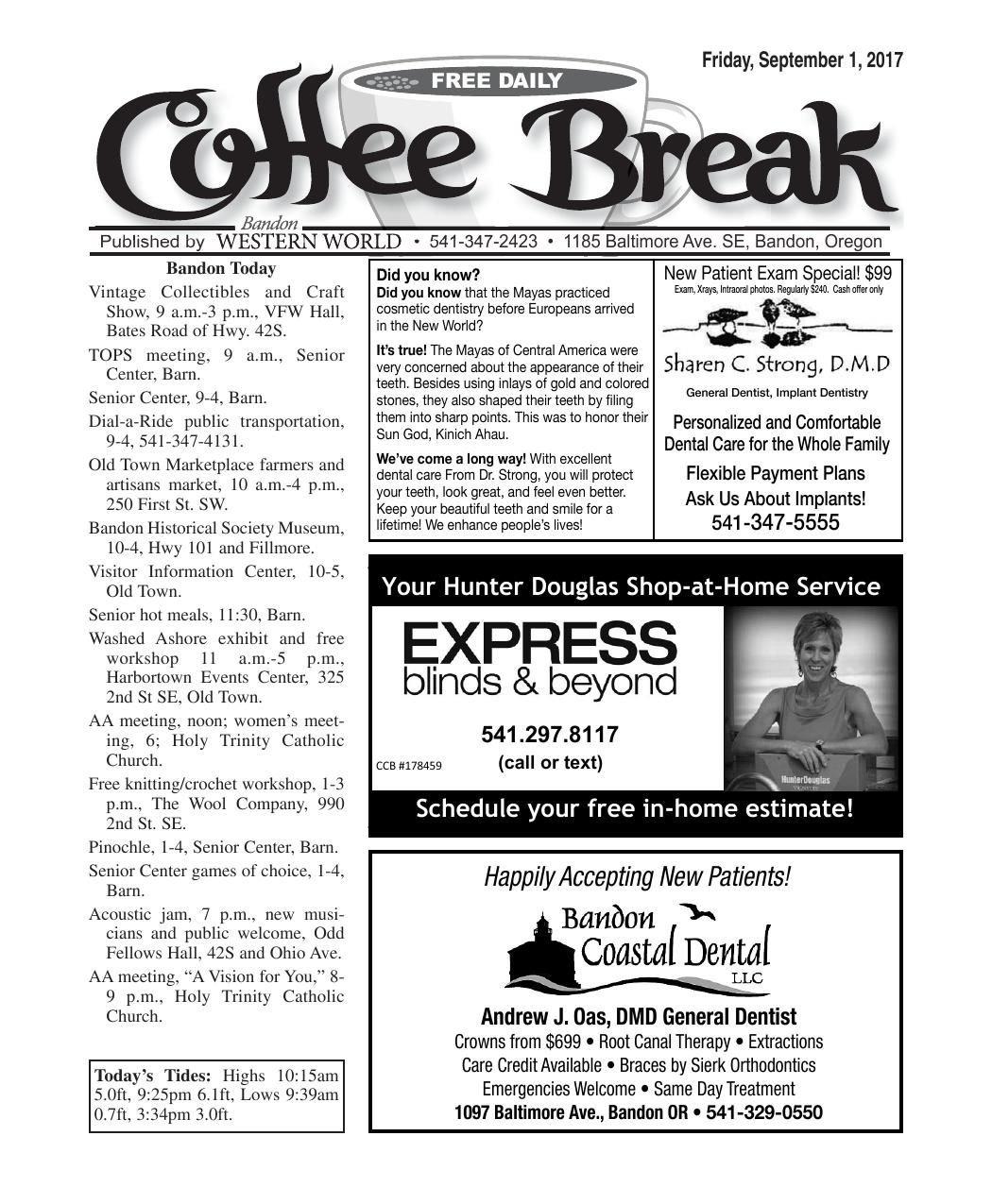 Sept. 1, 2017 Coffee Break.pdf