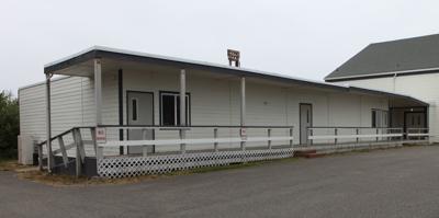 Future site of child care center